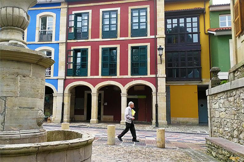 Calle Rivero. Aviles
