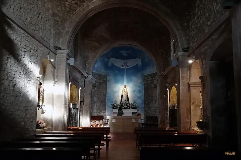 Ermita Nuestra Señora Virgen de La Luz. Aviles