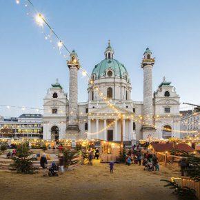 Austria, cuenta atrás para el mejor cuento de Navidad