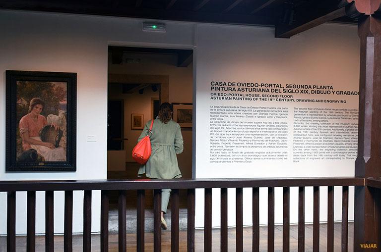 Museo de Bellas Artes de Asturias. Oferta cultural de Oviedo
