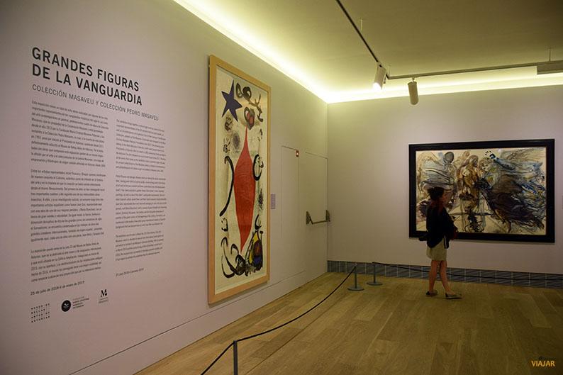 Museo de Bellas Artes de Asturias. Oviedo