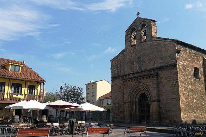 Plaza del Carbayo. Que ver en Aviles