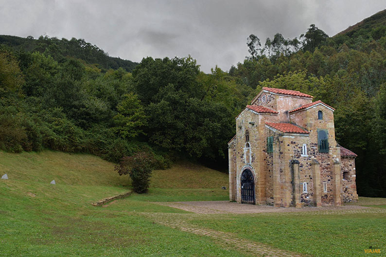 San Miguel de Lillo. Oviedo. Oferta cultural de Oviedo