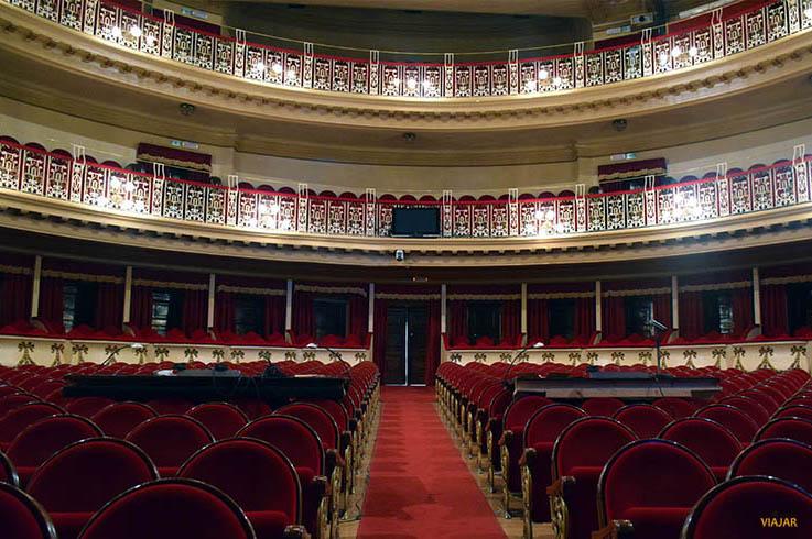 Teatro Campoamor. Oferta cultural de Oviedo