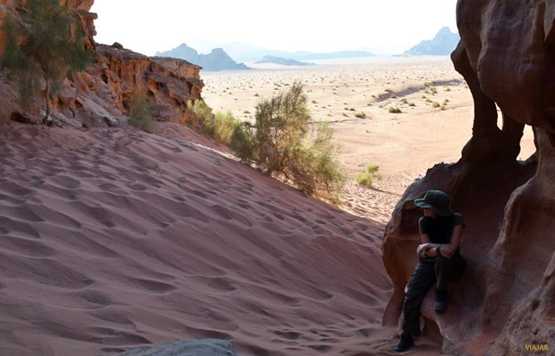 Wadi Rum, Jordania. Los mejores destinos para 2019