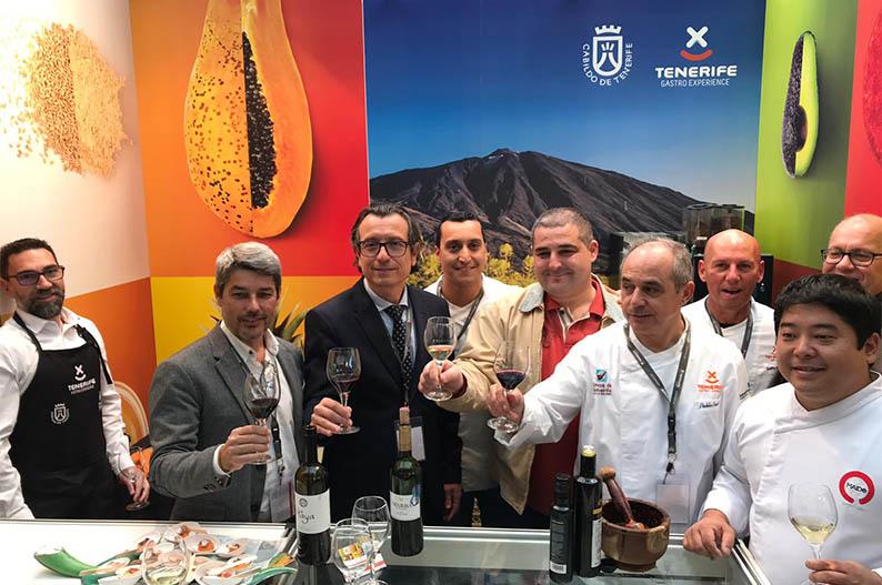 La gastronomia de Tenerife en Madrid Fusion