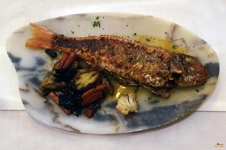 Zascandil, una de mis recomendaciones para comer en Gijon