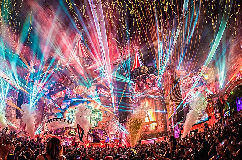 Tomorrowland (c) VISITFLANDERS