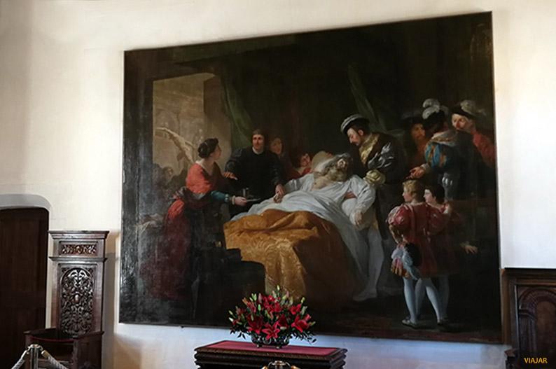 Castillo de Amboise. Leonardo da Vinci y el Valle del Loira