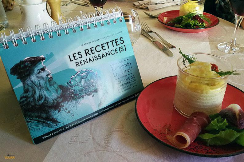 Los sabores del Renacimiento en el Valle del Loira