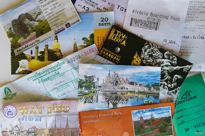 Cuanto cuesta viajar a Tailandia. La moneda tailandesa