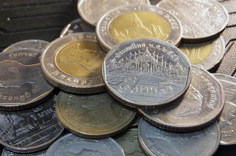 Moneda de Tailandia