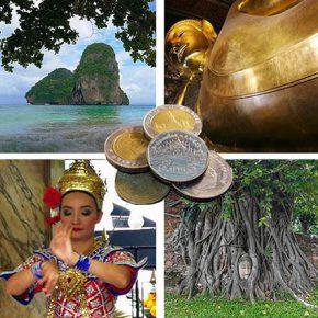 Moneda de Tailandia: dónde cambiar dinero y precios actuales para planificar tu viaje