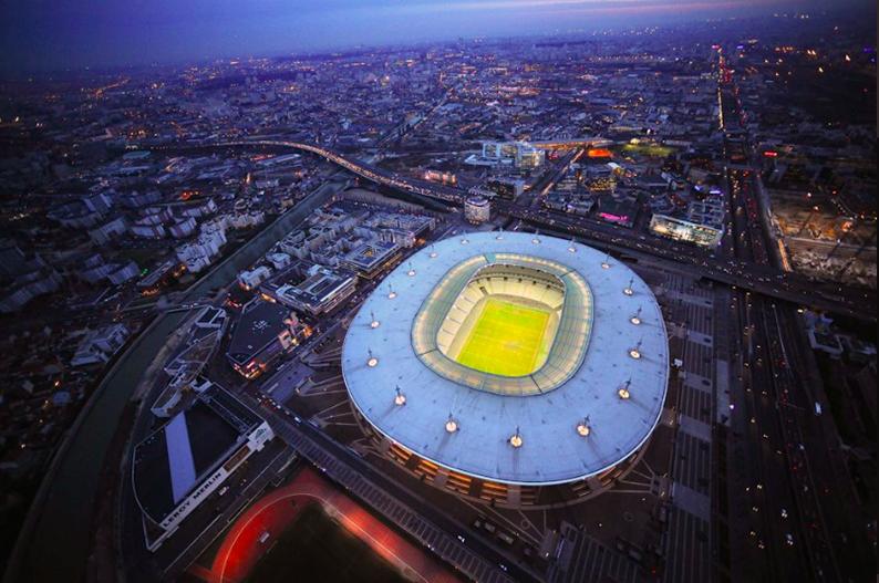 Estadio de Francia. Que ver en Saint-Denis