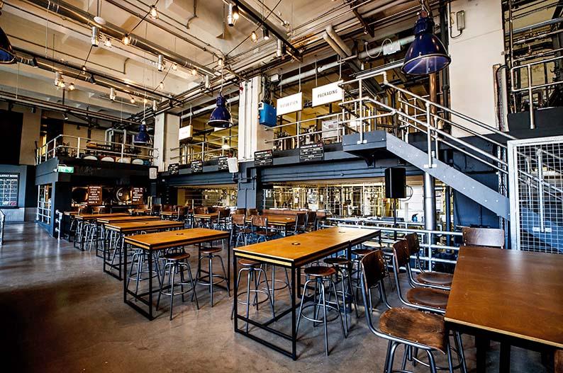Guinness Open Gate Brewery Dublin © OGB