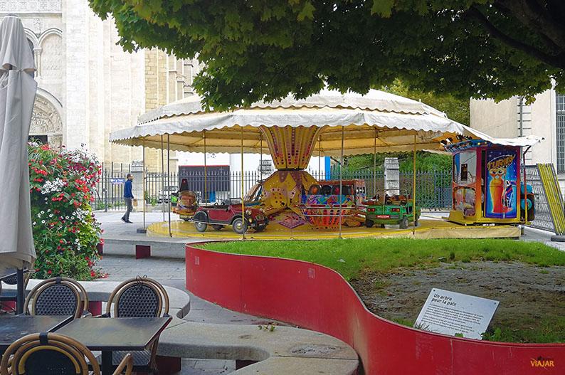 Plaza Victor Hugo