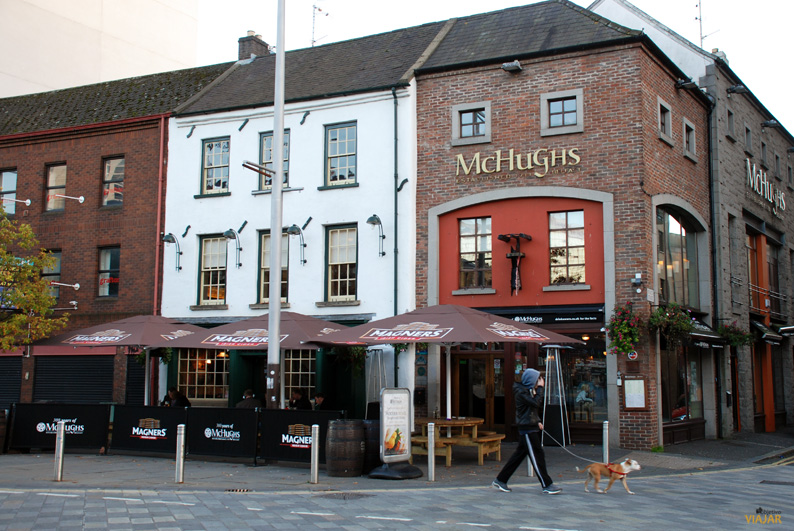 McHughs. Pubs de Belfast