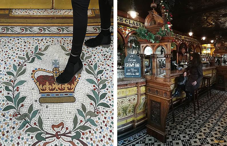 The Crown Liquor Saloon