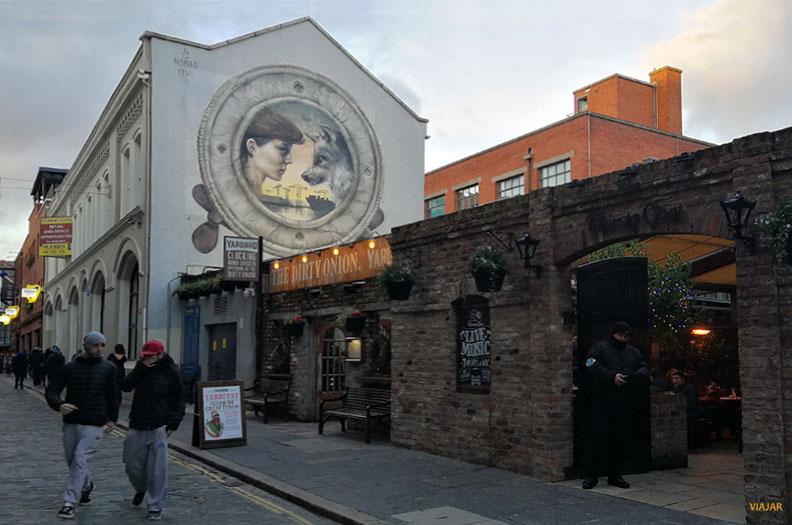 The Dirty Onion. Belfast