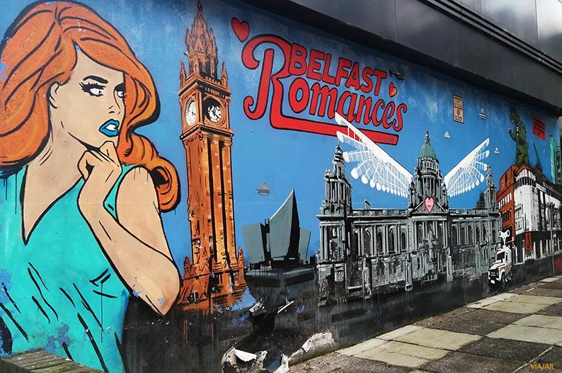 Belfast. Irlanda del Norte