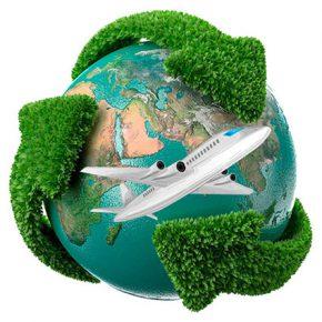 Las aerolíneas más sostenibles para volar con el menor impacto ambiental
