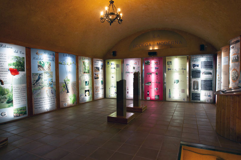 Centro de Interpretacion de la Viña y el Vino de Gordoncillo