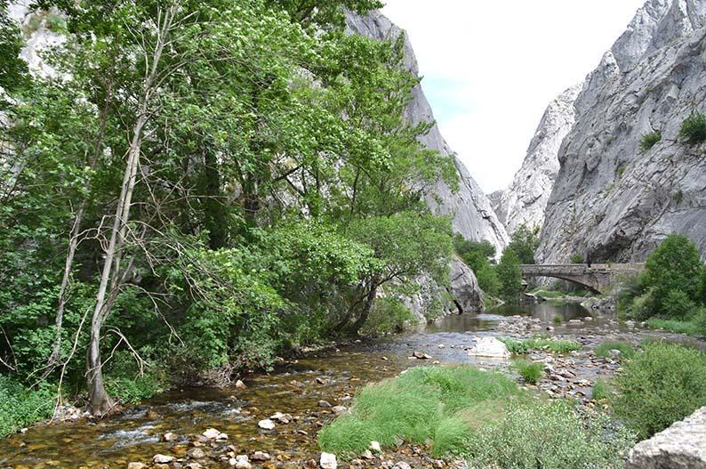 Hoces de Vegacervera. Reserva de la Biosfera Los Argüellos