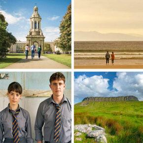 Descubre Irlanda con Normal People, la serie de moda que se rodó en la isla Esmeralda