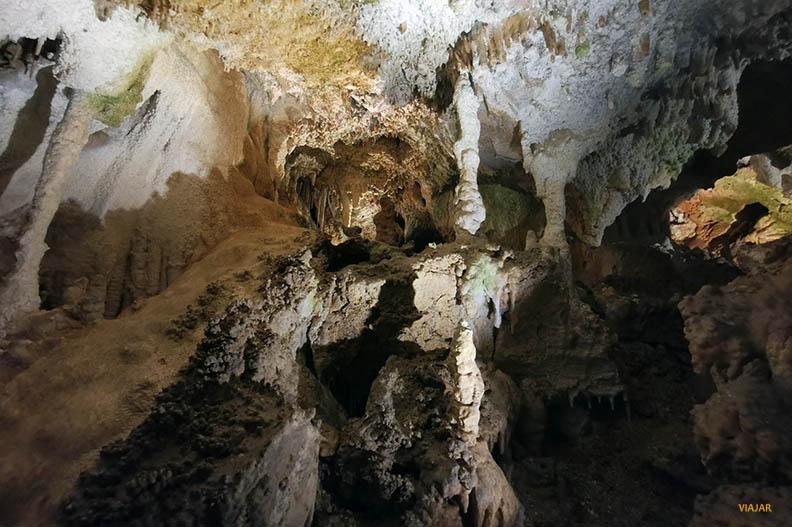 Las cuevas de Molinos