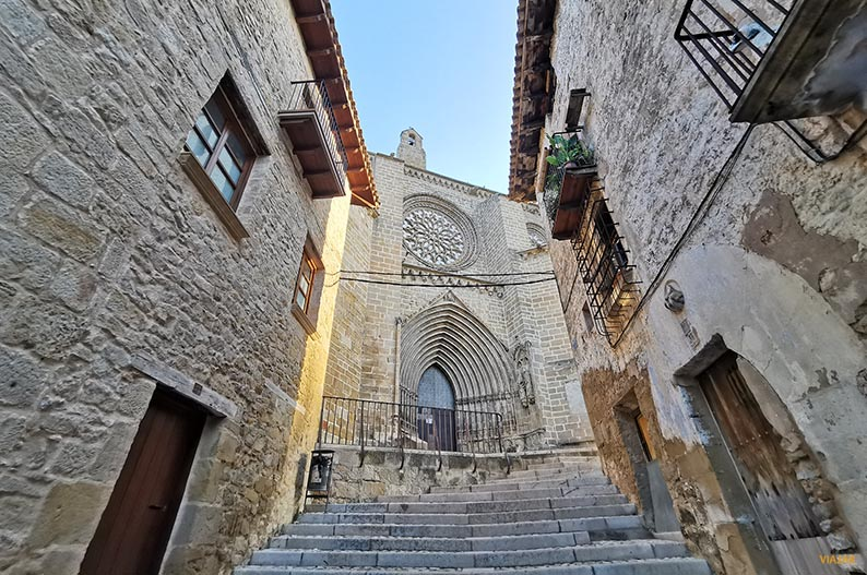 Iglesia de Santa Maria La Mayor de Valderrobres