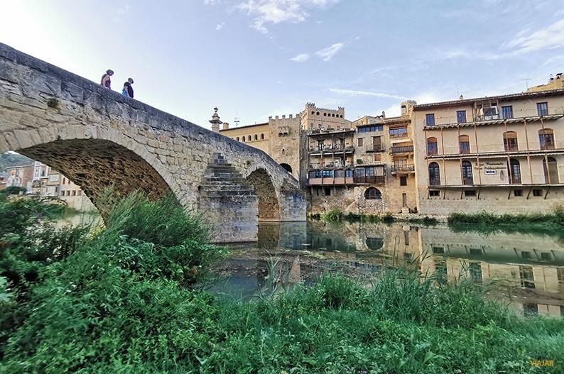 Puente de piedra de Valderrobres