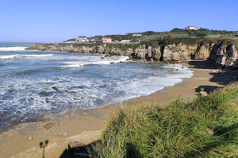 Playa del Cervigon
