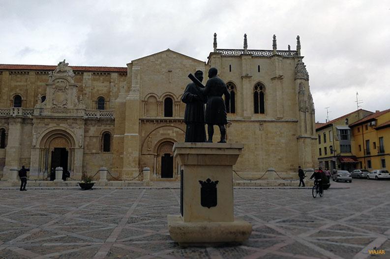 Real Colegiata de San Isidoro de Leon
