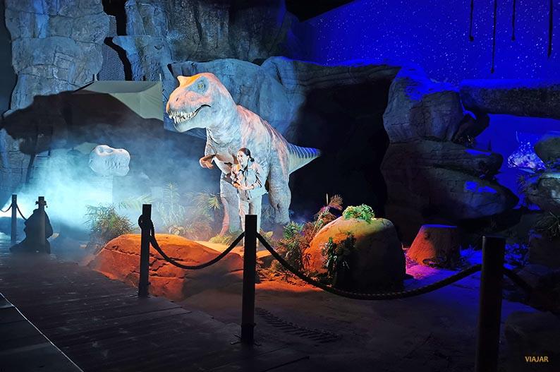 Dinopolis. Que visitar en Teruel