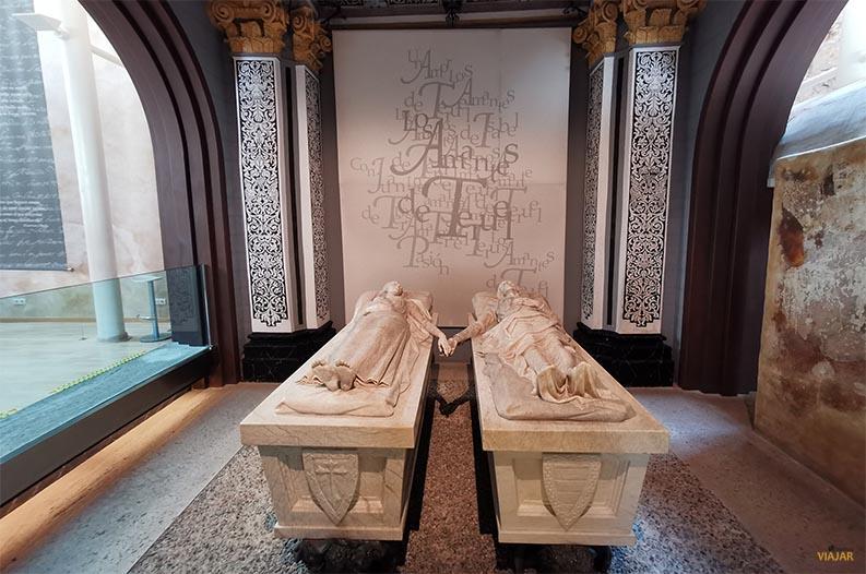 Mausoleo de los Amantes. Que ver en Teruel