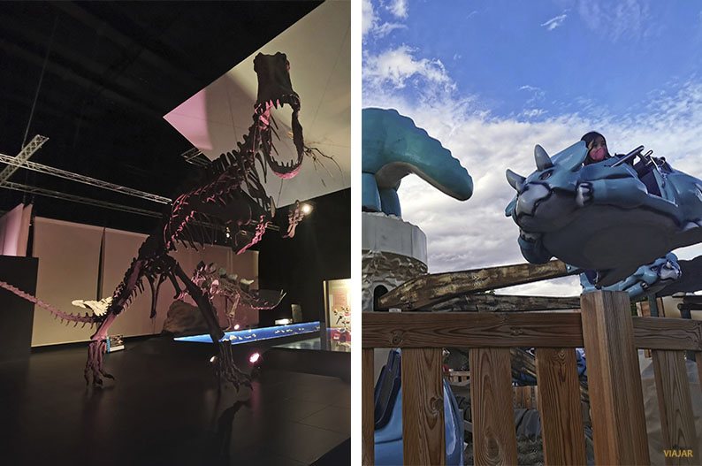 Museo Paleontoogico y Sauriopark. Dinopolis