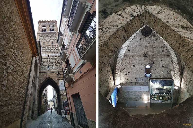 Torre de El Salvador. Que ver en Teruel