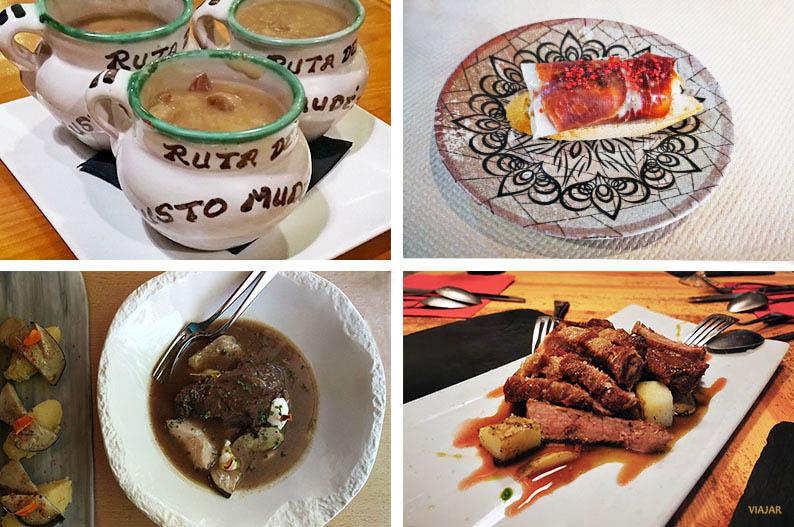 Gastronomia de Teruel