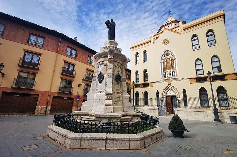 Plaza del Venerable Francés de Aranda