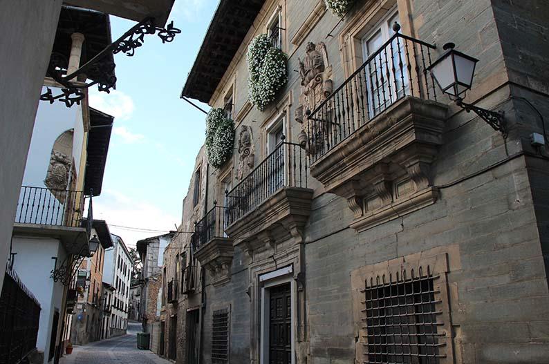 Calle del Agua. Villafranca del Bierzo