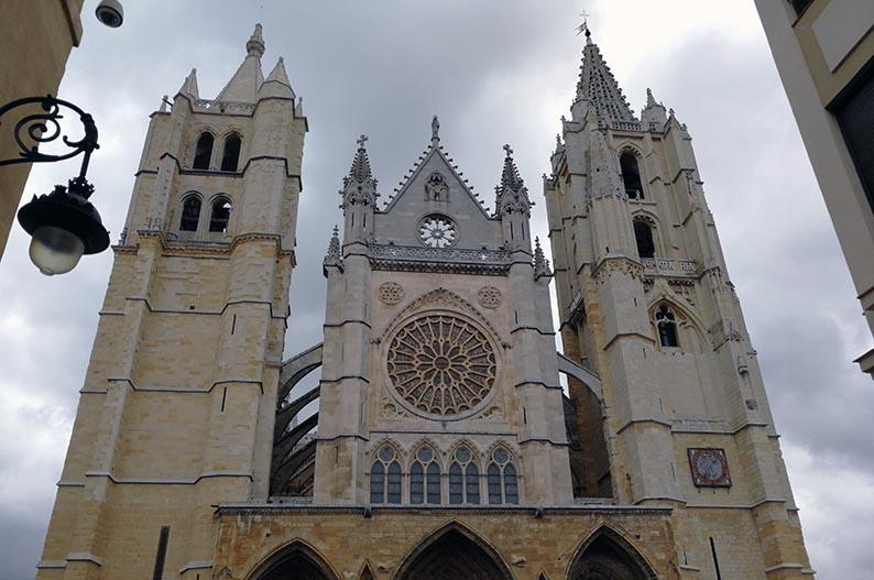 Catedral de Santa Maria. Villas historicas de Leon