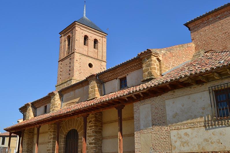 Iglesia de San Juan. Valderas