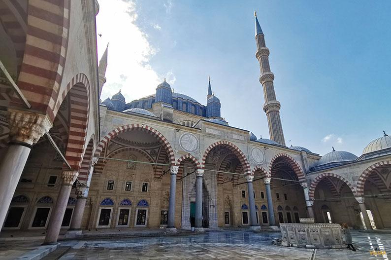 Mezquita de Selimiye. Edirne