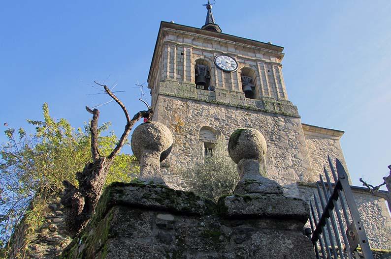 Molinaseca. Villas historicas de Leon
