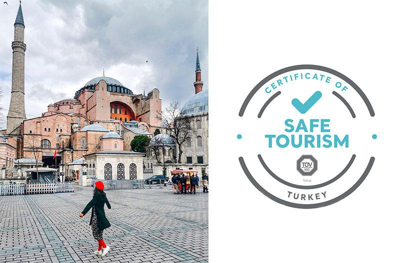 Viajar a Turquia en pandemia