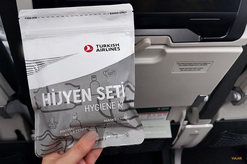 Volar a Turquia