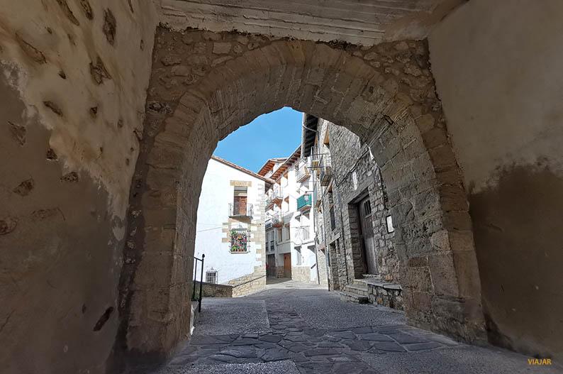 Linares de Mora. Que ver en Gudar Javalambre
