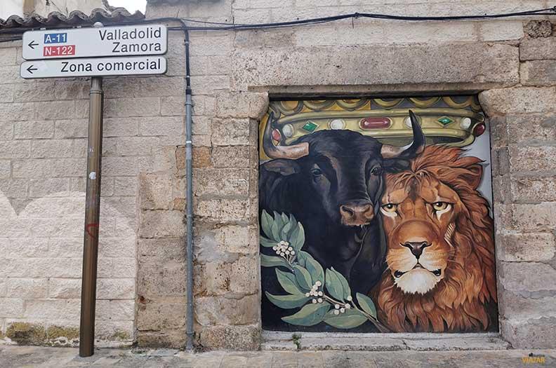 Mural de Toro, Zamora