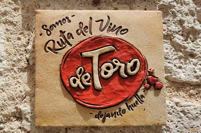Logo Ruta del Vino de Toro