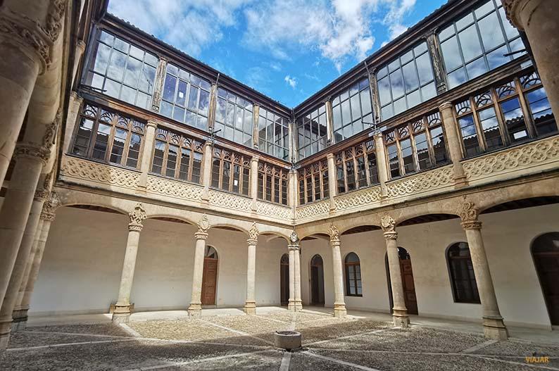 Palacio de los Condes de Requena. Toro